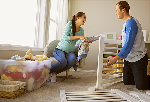 Choosing the best baby crib – Need to know basics first time mom