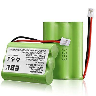 2-Pack-EBL-TFL3X44AAA900-Motorola-Baby-Monitor-Batteries-36V-900mAh-Ni-MH-for-Motorola-MBP36-MBP27T-MBP33-MBP33S-MBP33PU-MBP36S-MBP36PU-0