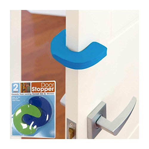 4 Baby Kids Door Jammer Finger Pinch Guard Child Toddler Infant Safety Stoppers