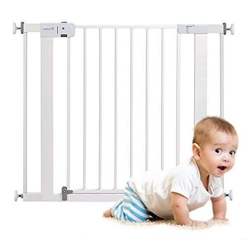 4 Pack Indoor Baby Gate Wall Protector Saver Best Dog Pet Child