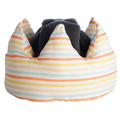 Angerolux-Crown-Baby-Helmet-for-Crawling-and-Toddling-Yellow-Border-Made-in-Japan-0