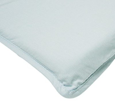 Arms-Reach-Concepts-100-Cotton-Mini-Sheet-Baby-Blue-0