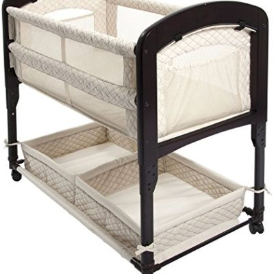Arms-Reach-Concepts-Cambria-Co-Sleeper-Bassinet-Natural-0