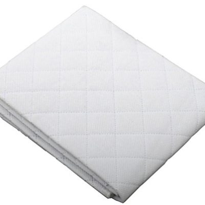 Arms-Reach-Concepts-Inc-Mini-Co-Sleeper-Mattress-Protector-White-0
