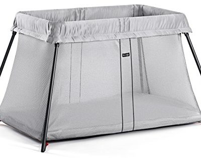 BABYBJORN-Travel-Crib-Light-Silver-0