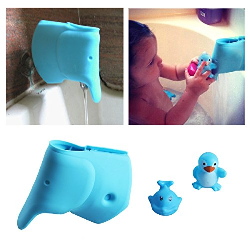 Baby Bath Spout Cover - Faucet Cover Guard Protector for Kids and ...