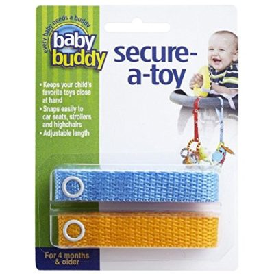 Baby-Buddy-2-Piece-Secure-A-Toy-Safety-Strap-BlueGold-0