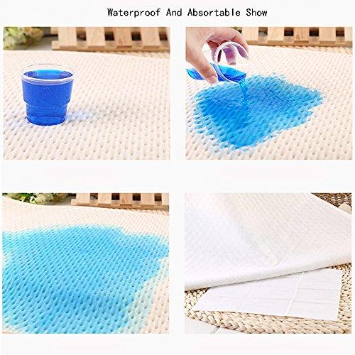 Baby Diaper Changing Pad Urine Pee Pads Mat Waterproof