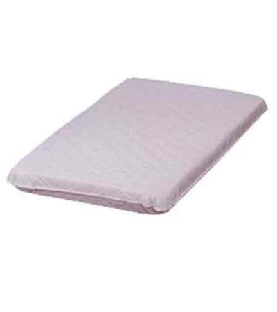 Baby Doll Bedding White Bassinet Mattress, 16X32