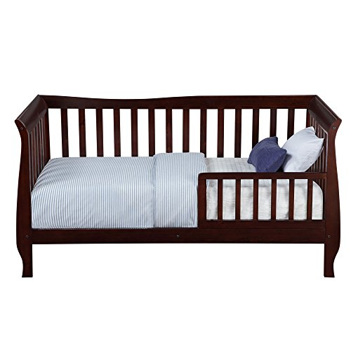 Baby Relax Daybed Toddler Bed, Espresso - Baby Cribbed