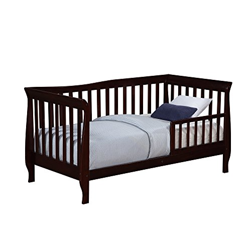 Baby Relax Daybed Toddler Bed, Espresso