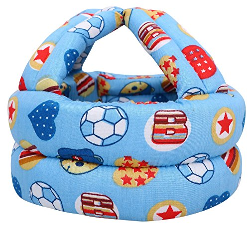 Baby Safety Helmet Toddler Protective Head Cushion Bumper, Star
