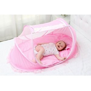 Bersun-Travel-Crib-Baby-Tent-Baby-Bed-Instant-Pop-Up-Portable-Baby-Travel- Bed-With-Mosquito-Net-With-Pad-0-1  sc 1 st  Baby Cribbed & Bersun-Travel-Crib-Baby-Tent-Baby-Bed-Instant-Pop-Up-Portable-Baby ...