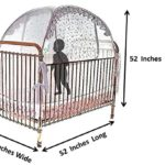 Aussie Cot Net Co Crib Tents stop babies and toddlers climbing and falling out of their crib. Designed by Michelle Wackrow who has been at the cutting edge ...  sc 1 st  Baby Cribbed & Best Baby Crib Safety Net Tent - Tried and Tested - Safe and ...