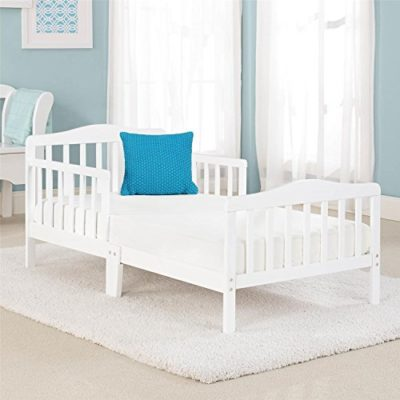 Big-Oshi-Contemporary-Design-Toddler-Kids-Bed-White-0