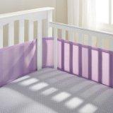 BreathableBaby-Mesh-Crib-Liner-Lavender-0-1