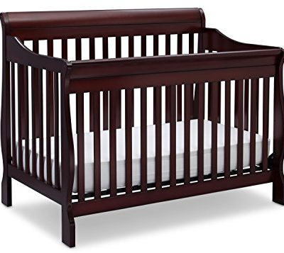 Delta-Children-Canton-4-in-1-Convertible-Crib-Espresso-Cherry-0