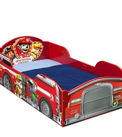 Delta Children Wood Toddler Bed, Nick Jr. PAW Patrol