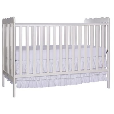 Dream-On-Me-Classic-3-in-1-Convertible-Crib-White-0-1