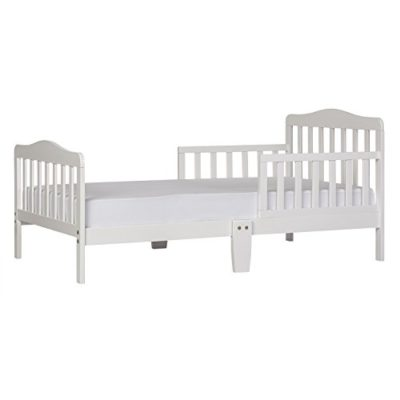 Dream-On-Me-Classic-Toddler-Bed-White-0