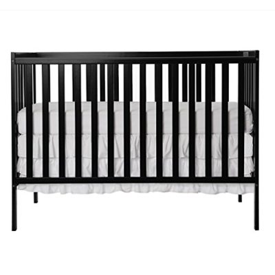 Dream-On-Me-Synergy-5-in-1-Convertible-Crib-Black-0