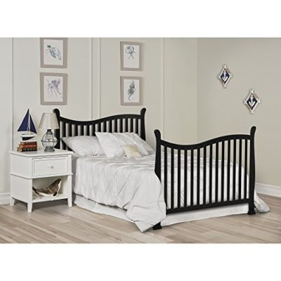 Dream-On-Me-Violet-7-in-1-Convertible-Life-Style-Crib-Black-0-4