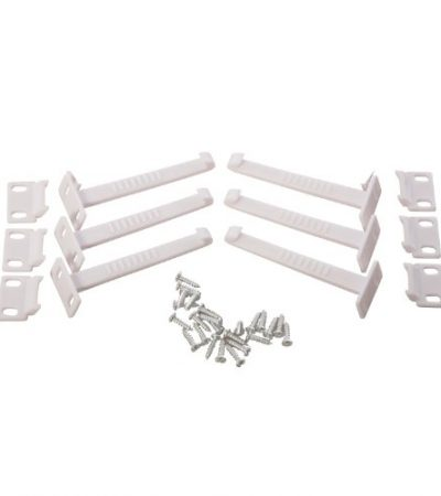 Dreambaby Cabinet Safety Catches, 6 Pack