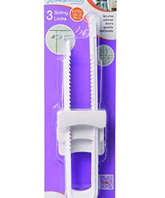 Dreambaby-Sliding-Locks-3-Pack-0