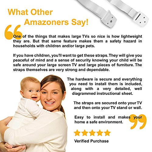 Ella S Proven Furniture Straps A Safer Home Or 100 Of Your Money Back