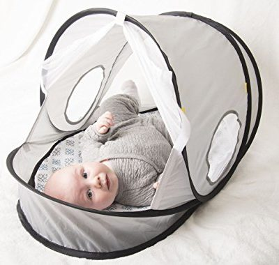 EquiptBaby-Portable-Collapsible-Bassinet-for-Babies-Families-On-The-Move-0
