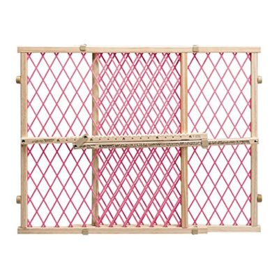 Evenflo-Position-and-Lock-Doorway-Gate-Pink-0