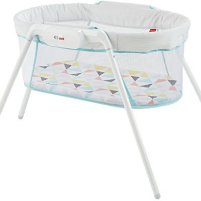 Fisher-Price-Stow-n-Go-Bassinet-White-One-size-0