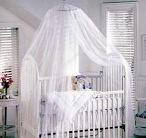 HOODDEAL Opening Professional Baby Mosquito Net Girl Boy Toddler For Bed Crib Canopy Netting Availab & HOODDEAL Opening Professional Baby Mosquito Net Girl Boy Toddler ...
