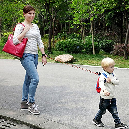 Hitrover Wrist Leash For Child Kid Toddler Safety Harness
