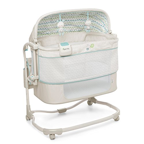 Ingenuity Dream & Grow Bedside Bassinet Deluxe