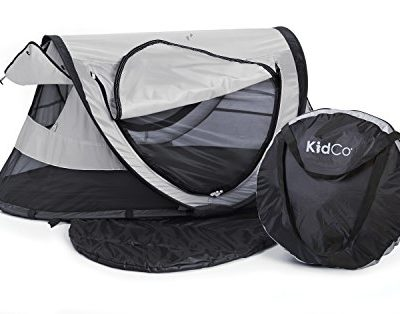 KidCo-P4012-PeaPod-Plus-Infant-Travel-Bed-Midnight-0