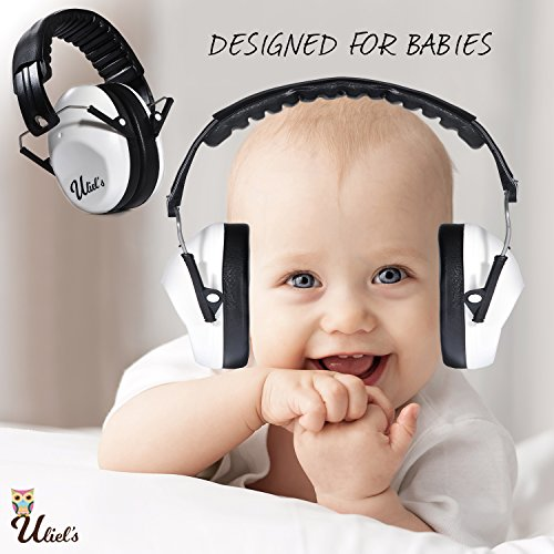 7d0495db7b2 ... Kids Ear Muffs Hearing Protection W/BONUS childproofing Kit- Child  Noise Cancelling Headphones, ...