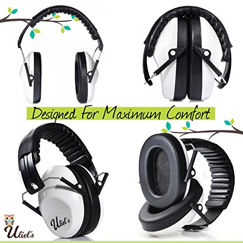 Kids ear muffs hearing protection w bonus childproofing for Bathroom noise cancellation