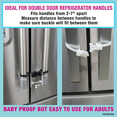 baby proof kitchen cabinets kiscords baby safety cabinet locks for handles child 4239