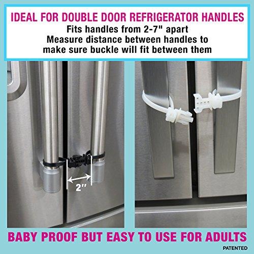 Locks For Kitchen Cabinets: Kiscords Baby Safety Cabinet Locks For Handles Child