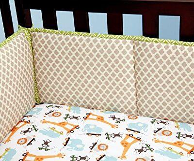 Little-Bedding-Crib-Bumper-Critter-Pals-0