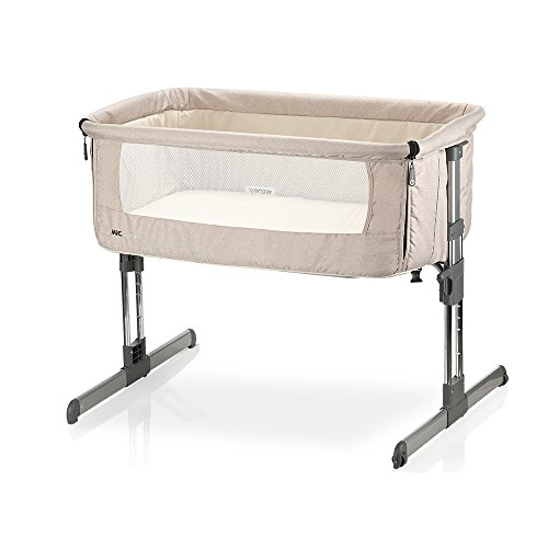 foldable vintage portable a cribs mini by folding wood wooden crib port
