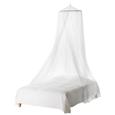 Mosquito-Net-Foxnovo-Toddler-Bed-Crib-Canopy-Mosquito-Netting-White-0