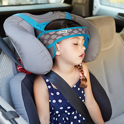 NapUp Child Car Seat Head Support - A Comfortable Safe Sleep ...