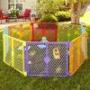 North States Superyard Colorplay 8 Panel Playard 1797