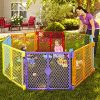 North States Superyard Colorplay 8 Panel Playard 1798