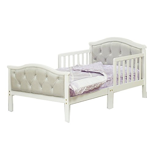 Orbelle Trading Padded Toddler Bed