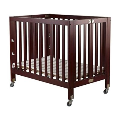 Orbelle-Trading-Roxy-Three-Level-Portable-Crib-Cherry-0