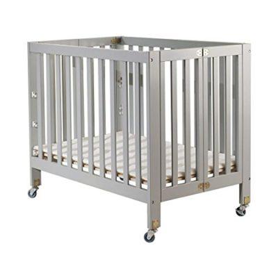 Orbelle-Trading-Roxy-Three-Portable-Crib-Gray-0