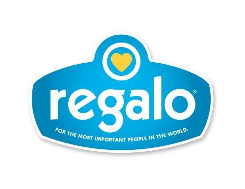 Regalo Swing Down Extra Long Bedrail, White